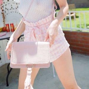 Sensea Pink Crossbody bag